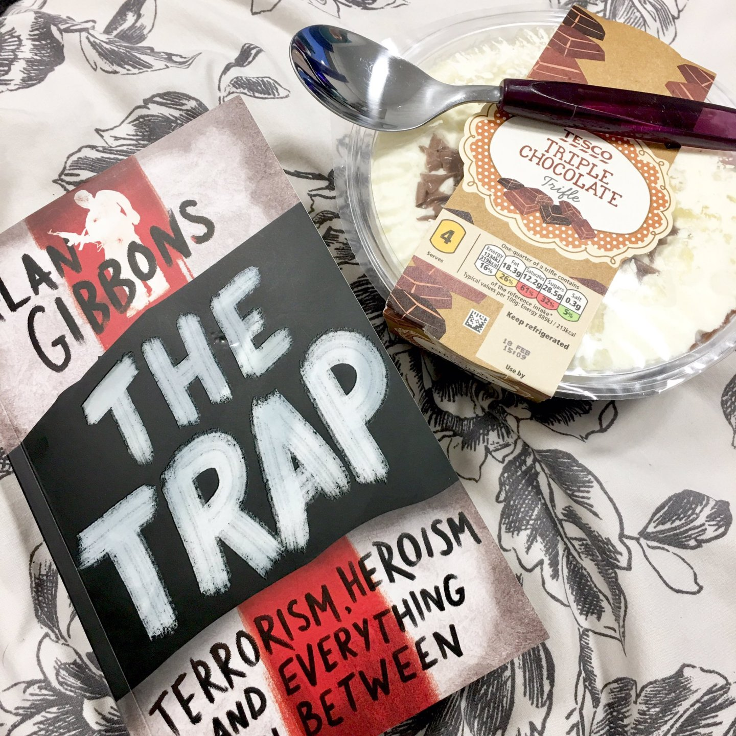The Trap by Alan Gibbons Book Review