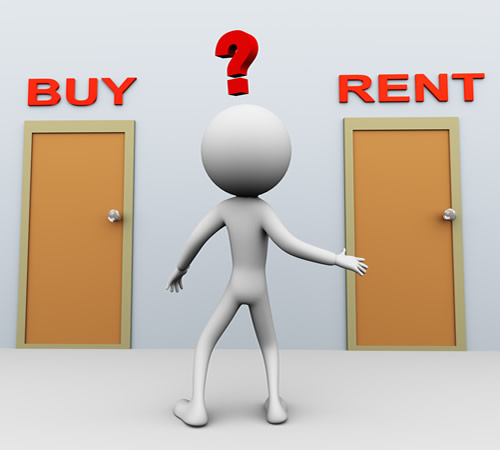 Rent or Buy? Which Option Makes Sense for You?
