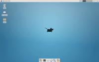 Tampilan XFCE Linux