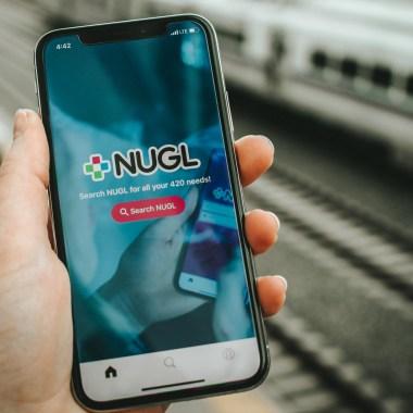 NUGL App in action