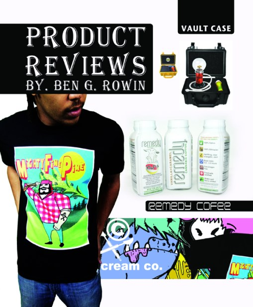 March 2011 Product Reviews