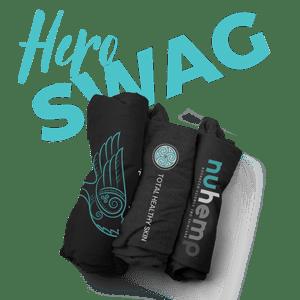 Brand Hero Affiliate Swag Merch merchandise challenge rewards incentives