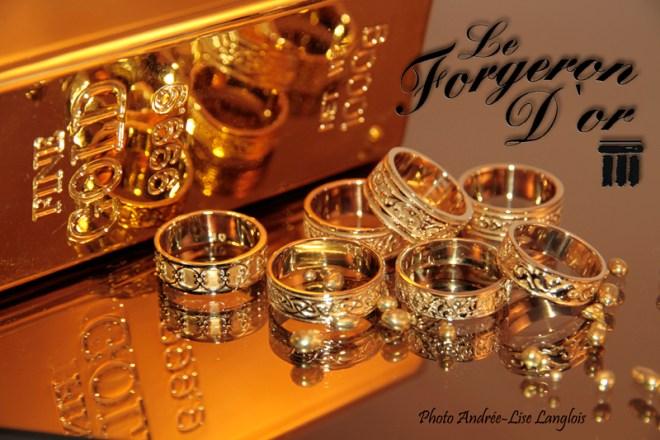 Le forgeron d'or | Nuit des galeries