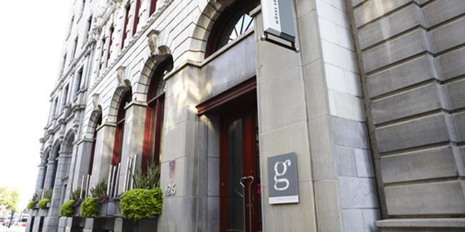 Hotel le Germain | Nuit des galeries