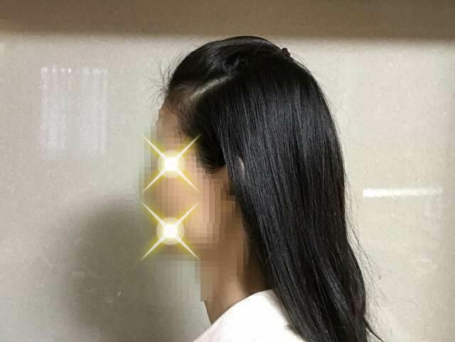 着物の髪型 簡単にお団子を作る方法 ポンパドールの完成