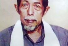 Syekh Muhammad Ismail. Kredit foto : Gus Ubaid