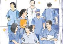 ilustrasi dokter