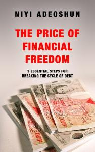 """New book: """"The Price of Financial Freedom"""""""