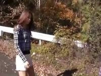 北条麻妃 美熟女AV女優が田舎に突撃旅する企画物