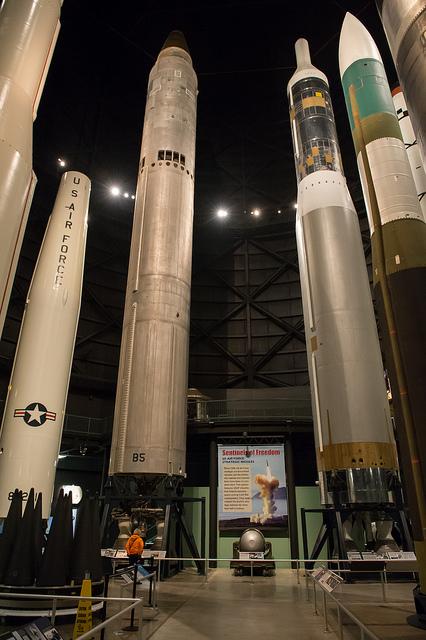 Titan I and Titan II Rockets