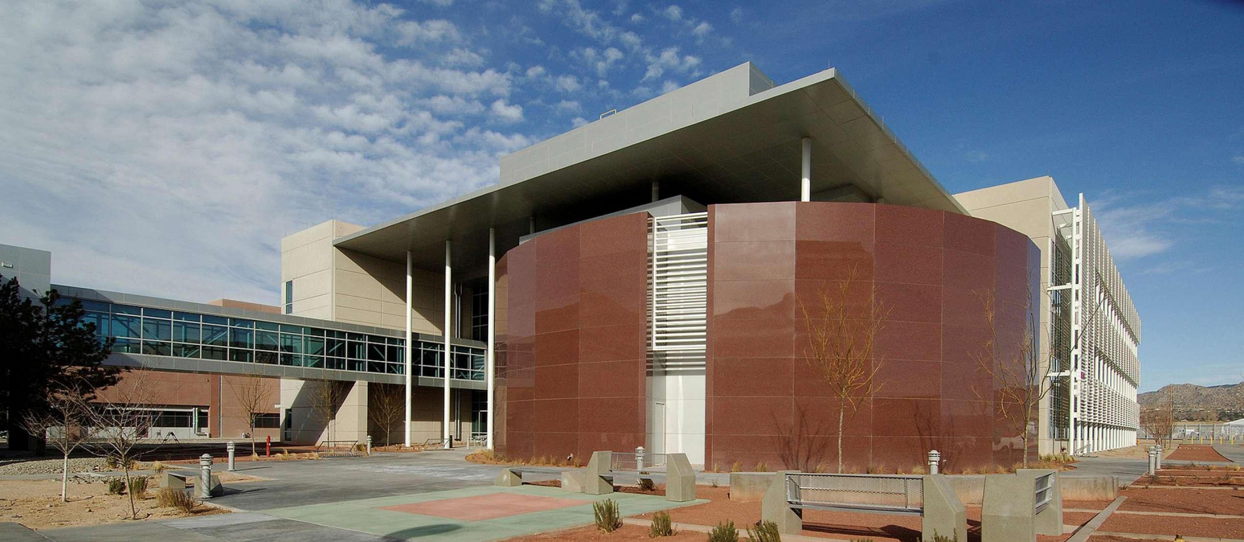 The Sandia National Laboratory campus.