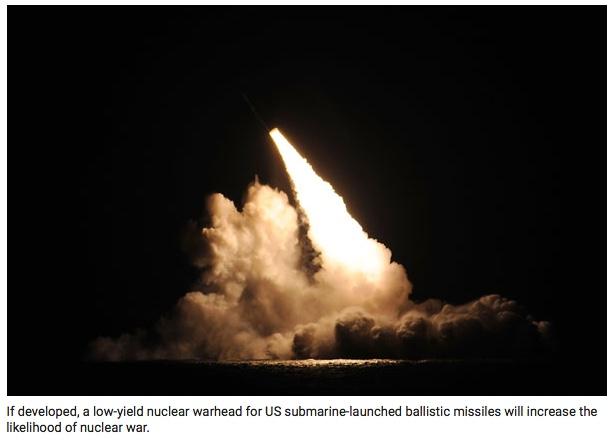 Mini-nuke blast off - Bulletin