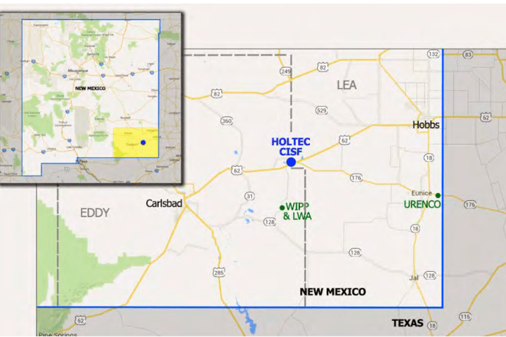 This is OUR Neighborhood: Expanding the Capacity of New Mexico's Nuclear Waste Repository Affects Communities across the Country.