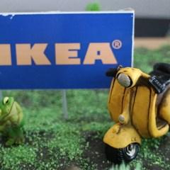 IKEA予定地