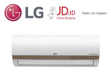 6 Alasan Membeli AC LG di JD.ID - 14 ac lg