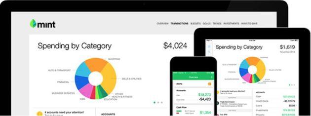 Belajar Menghemat, Ini Dia 8 Aplikasi untuk Mengelola Keuangan dengan Baik - Aplikasi Mint