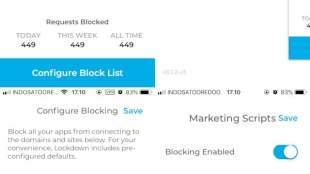 Lockdown Apps - Aplikasi Firewall untuk iOS - Aplikasi iPhone iOS Lockdown Apps