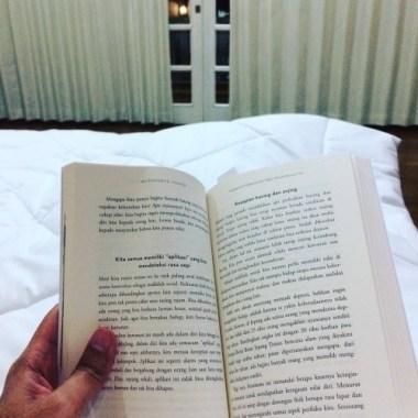 Blogger Banyumas Purwokerto - Baca Buku