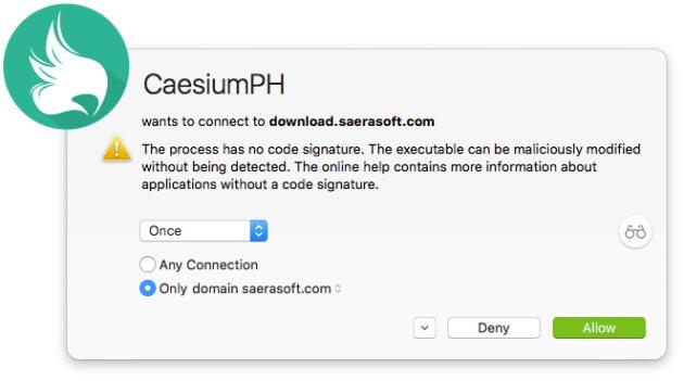 Cara Blokir Akses Internet Program macOS
