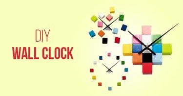 Dekorasi DIY Wall Clock