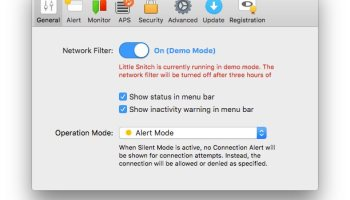 Demo Mode Little Snitch 4