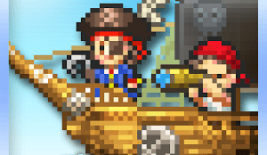 Download Game Petualangan Bajak Laut di Android Gratis - High Sea Saga - Game Bajak Laut High Sea Saga