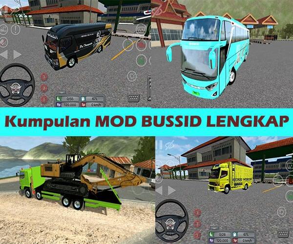 Apa itu Livery Bussid dan Cara Pasangnya di Game Bus Simulator - Game Mod BussID