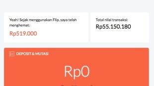 Hemat Biaya Transfer Bank dengan Flip