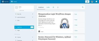 Posting Langsung dari WordPress.com - Jetpack for WordPress