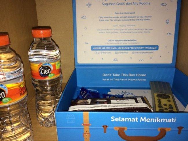 Pengalaman Menginap di Airy Rooms Syariah Tegalrejo Jogjakarta - Kotak Airy Rooms