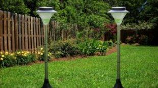 Perindah Taman dengan Panel Surya Berkualitas - Lampu Taman Tenaga Surya
