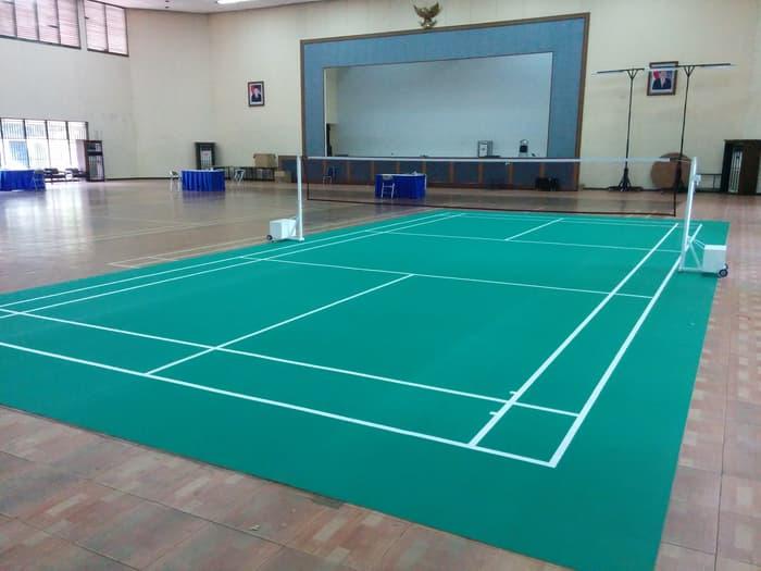 Tips Memilih Karpet Badminton yang Tepat untuk Lapangan