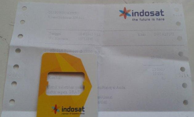 Mengganti Kartu SIM Indosat yang Rusak - Mengganti Kartu SIM Indosat
