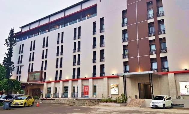 Rekomendasi Hotel di Purwokerto dari Bintang 5 Hingga Kelas Melati - Meotel Dafam Purwokerto