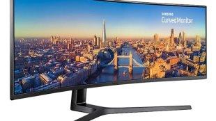 Ketahui 4 Kelebihan Monitor Samsung Layar Lengkung, Layar Canggih Saat ini - Monitor Samsung