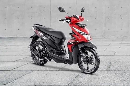 Terbaik! Ini Dia 5 Motor Matic Nyaman dan Terlaris di Indonesia - Motor Matic Nyaman 4