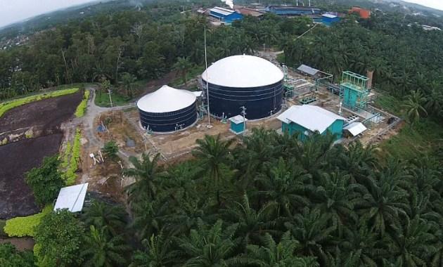 Perusahaan Sukanto Tanoto Berkontribusi Terhadap Pengadaan Listrik - PLTBG Asian Agri