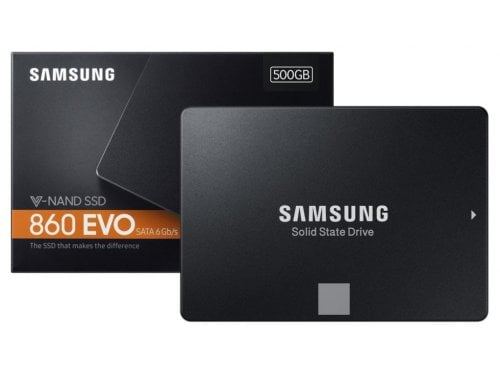 Rekomendasi Samsung SSD 860 EVO
