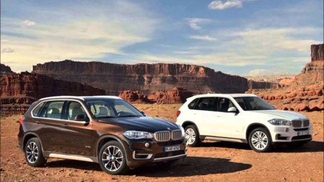 SUV Jadi Mobil Terlaris BMW - SUV BMW