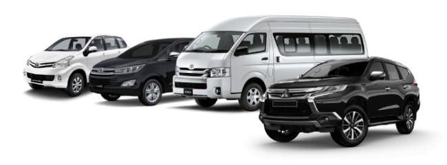 Pilihan Kendaraan Sewa Mobil Jogja Murah - Sewa Mobil Jogja
