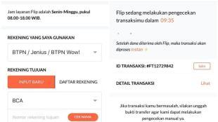 Flip – Solusi Tranfer Antar Bank Gratis #2 - Transfer Flip Instan