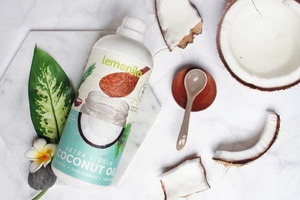 VCO Virgin Coconut Oil