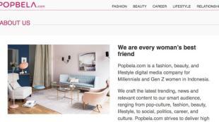 Popbela.com Menyajikan Informasi Lengkap Dan Mengerti Kebutuhan Wanita Millenial - Website Popbela