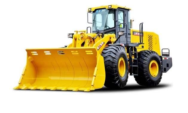 Harga Alat Berat Wheel Loader dan Fungsinya - XCMG Wheel Loader