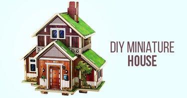 diy-miniature-house