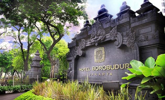 Berikut Daftar 5 Hotel Terpopuler Paling Diminati Di Jakarta - hotel borobudur