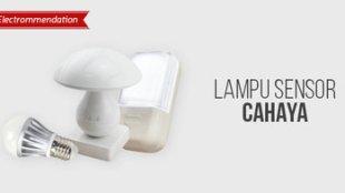 Mari Gunakan Lampu Sensor Cahaya untuk Penghematan Energi - lampu sensor cahaya