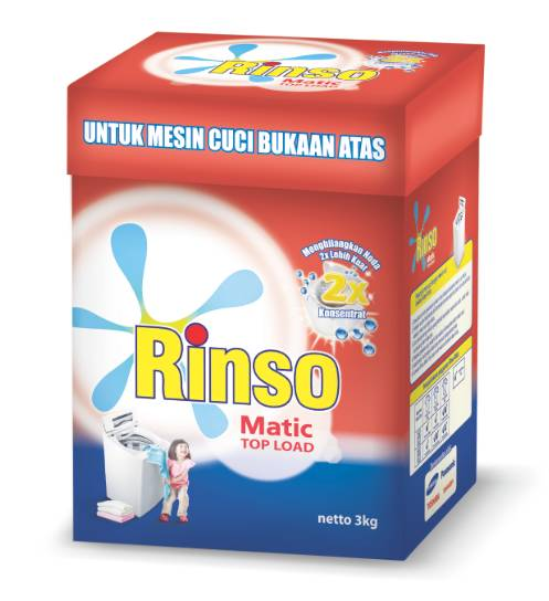rinso matic top load