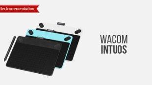 Bekerja Seperti Grafis Desainer Handal dengan Wacom Intuos - wacom intuos