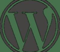 2 Hal Sepele yang Membuat Blog WordPress Tidak Muncul di Search Engine - wordpress org logo